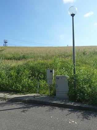 Predáme stvebné pozemky v Borinke so všetkymi inž. sieťami.