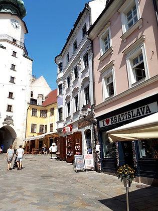 Prenajmeme priestor na reštauráciu v centre Bratislavy