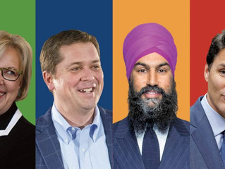 Lessons from the Campaign Trail: What the 2019 Canadian federal election can teach us about public r