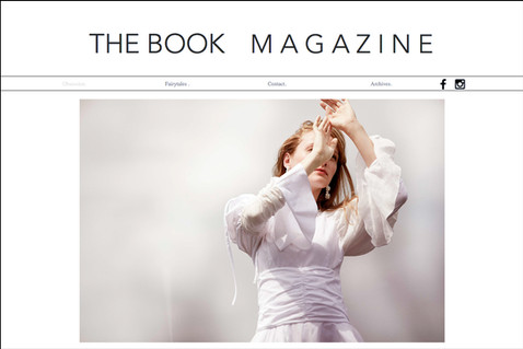 The Book Magazine