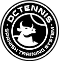 Logo DCTENNIS Transparent Background Rou