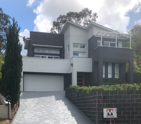 Mason Concreting - Northern Beaches - Driveway - Slate - Cove Finish - Forestville