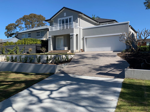 Mason Concreting - Northern Beaches