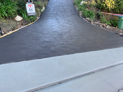 Mason Concreting - Gothic Blue