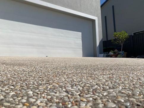 Mason Concreting - Driveway