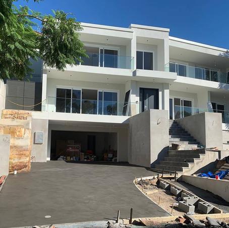 Mason Concreting - Coloured Concrete - Driveway