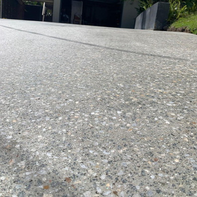 Mason Concreting - Honed Concrete