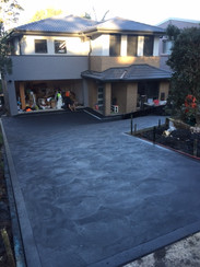 Mason Concreting - Northern Beaches - Driveway - Bilgolah Plateau