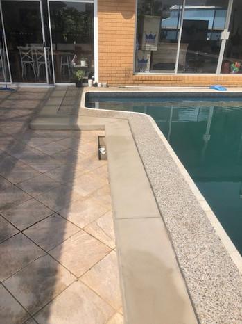 Mason Concreting - Northern Beaches - Pool Gate Footing - Belrose