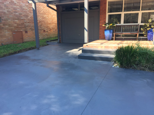Mason Concreting - Northern Beaches - Driveway - Newport