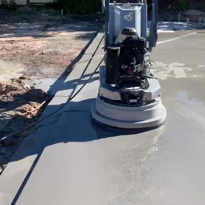 Mason Concreting - Concrete Polishing