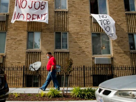 D.C. Council Passes More Protections For Renters During Pandemic