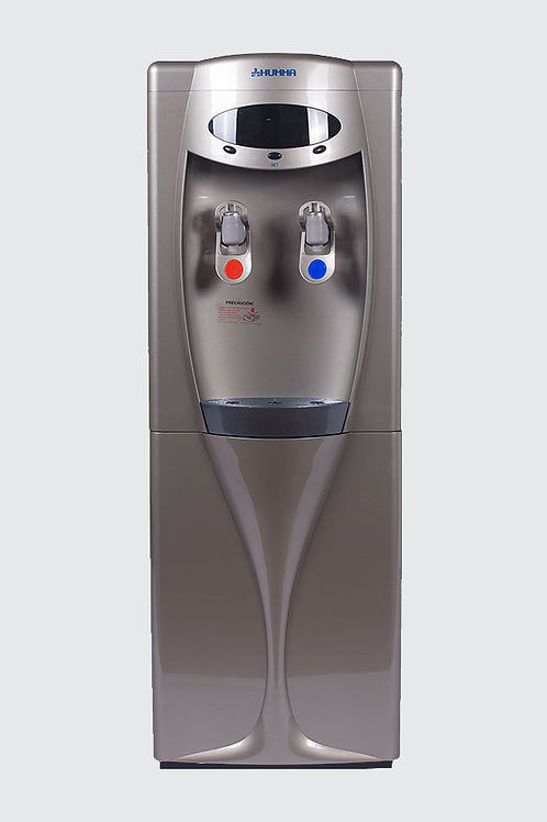 Dispenser Digital Silver Red