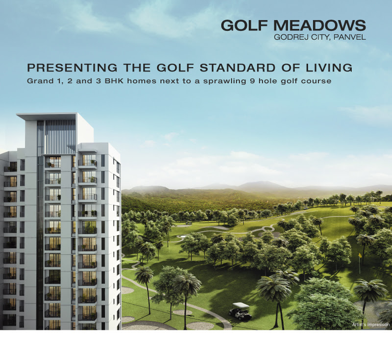 Golf Meadows at Godrej City, Panvel