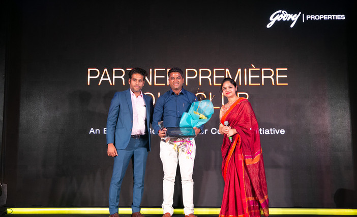Godrej Properties Partner Premiere Club #1