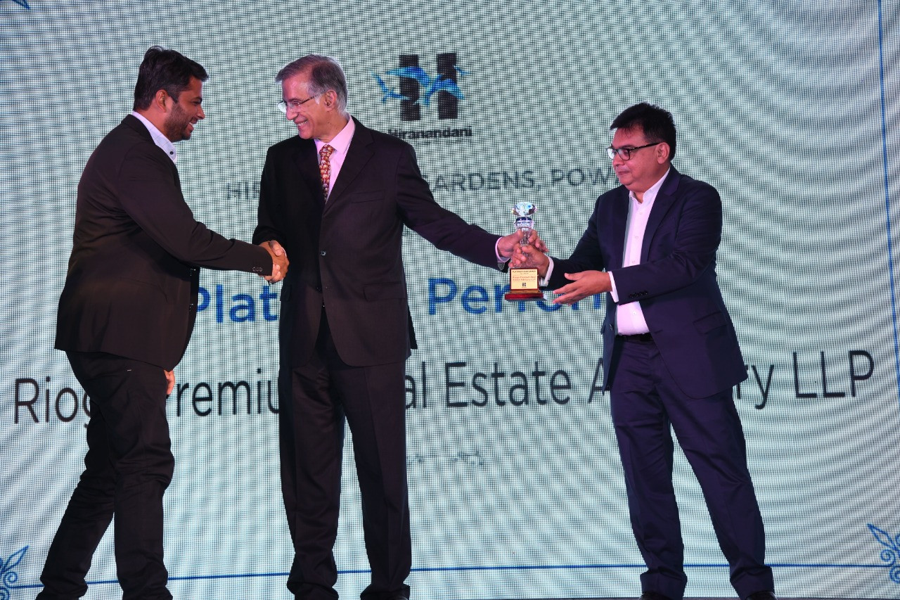 Hiranandani Group FY 18-19 Awards