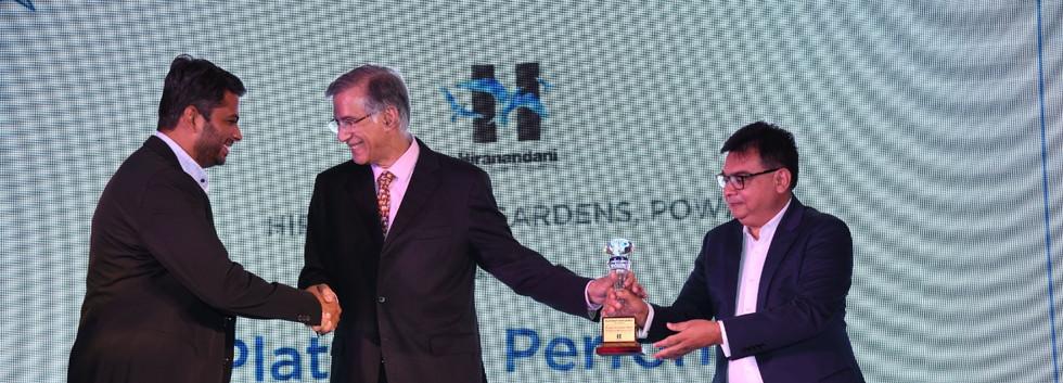 Hiranandani Group FY 18-19 Awards