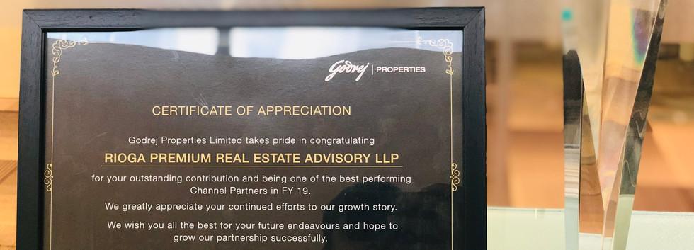 Godrej Properties Partner Premiere Club #1