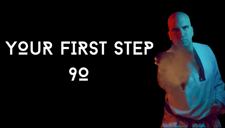 YOuR FIRST STEP 9O.png