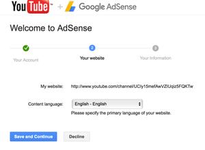 בחרו שפה עבור האתר שלכם