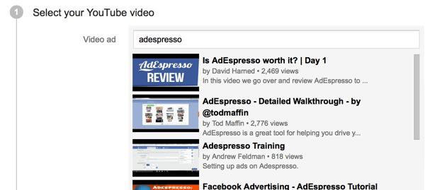 צריך לחפש בכל הסרטונים בדאטה בייס של יוטיוב, כך שהכנסת הURL תחסוך זמן