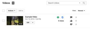 סרטונים עליהם תקבלו כסף יסומנו ב$ ירוק הקליקו עליו לפרטים
