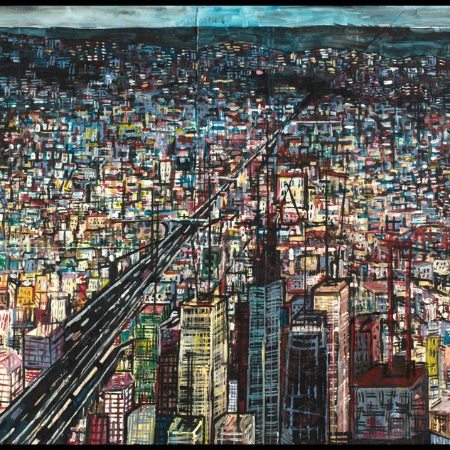 The Cityscape of Philadelphia