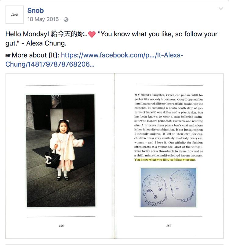 Snob Facebook_lifestyle - reading pick