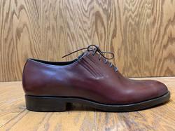 dress shoe with elastic