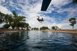 balmorhea state park, toyahvale, texas / the san antonio express news