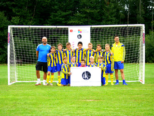 DIS are proud to announce sponsoring the under 12s football team, Roseacre Rovers!