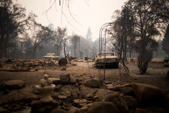 the new york times / camp fire aftermath