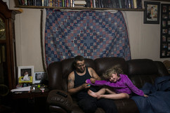 coal miner's daughter / floyd county, kentucky / the kentucky documentary photographic project