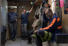 miners / floyd county kentucky / the kentucky documentary photographic project