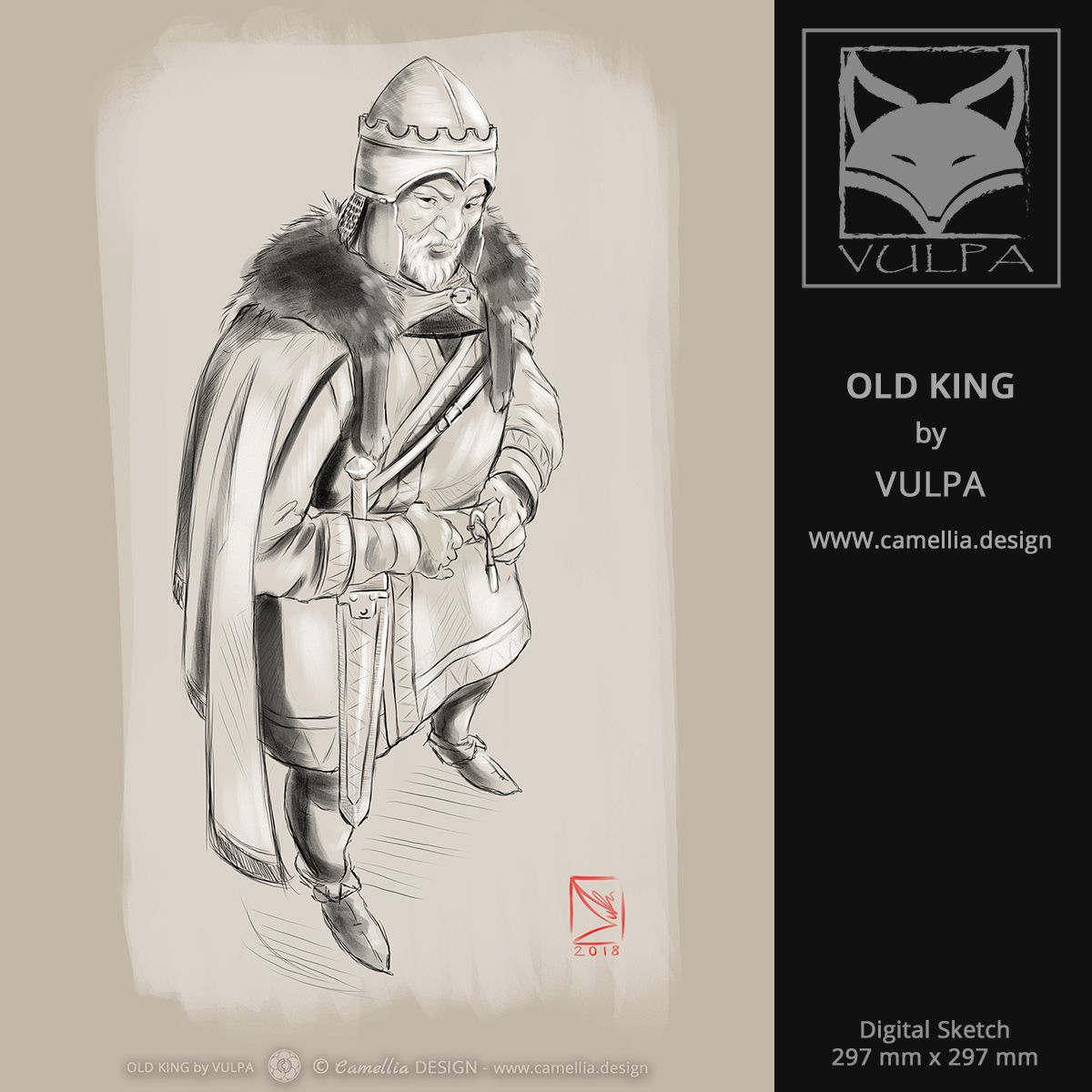 OLD KING