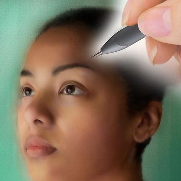 Digital portrait commission from CAMELLIA DESIGN