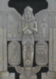 OZYMANIAS pastel painting by VULPA