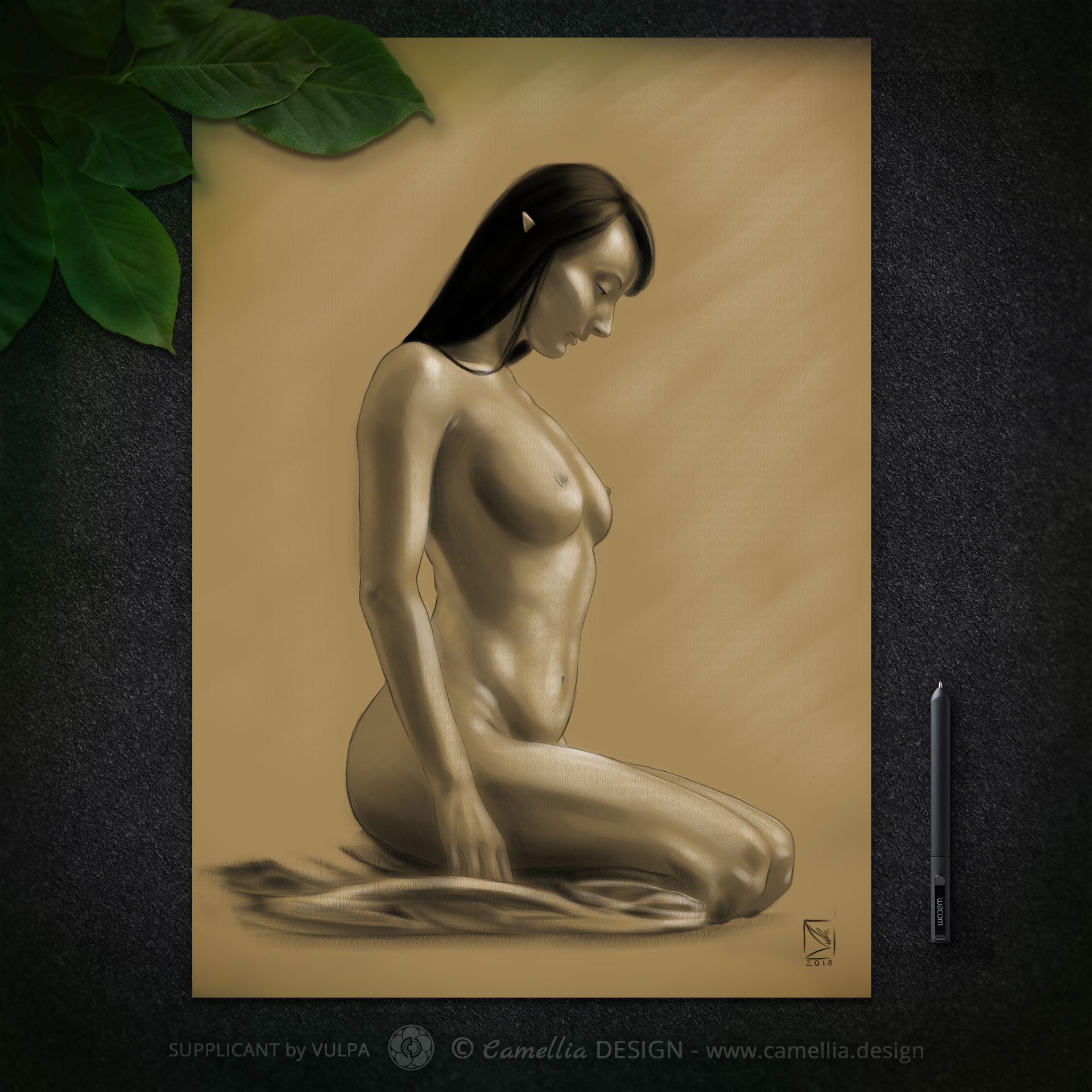 SUPPLICANT-digital-sketch-by-VULPA