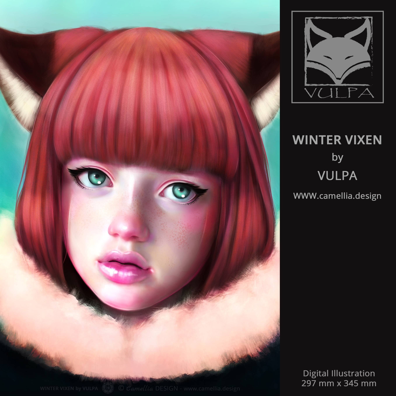 WINTER VIXEN