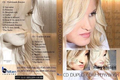 CD Duplo com Playback