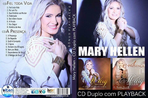 CD Duplo com Playback