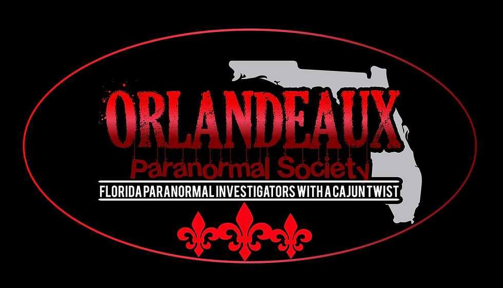 Orlando Paranormal Society Logo.