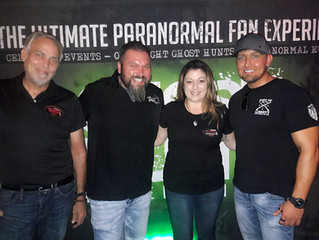 Moon River Brewing Company Investigation with the Tennessee Wraith Chasers