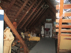 Attic with Orb