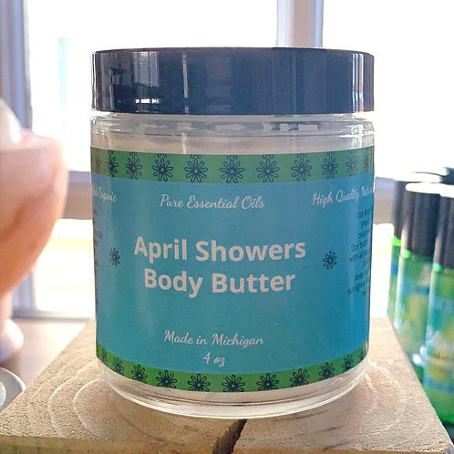 April Showers Body Butter