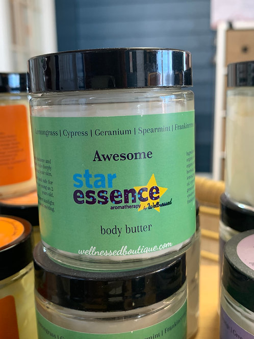 Awesome Body Butter For Kids