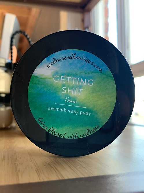 Getting Sh*t Done Aromatherapy Putty