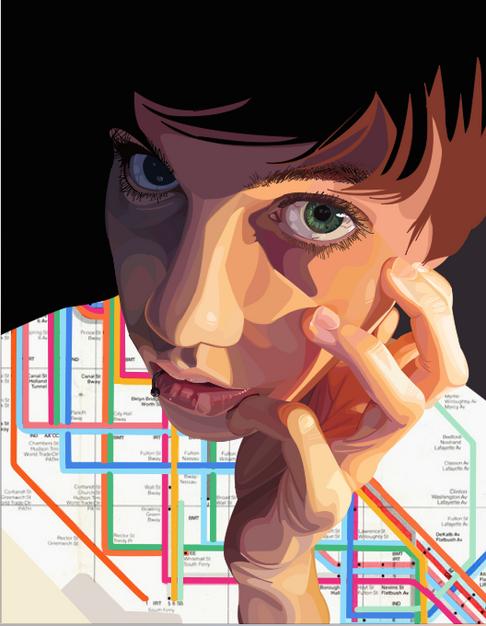 Computer Illustration - Junior
