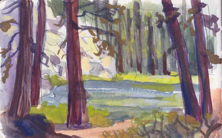 Lake Evelyn