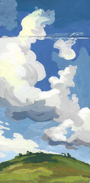 Florida Clouds